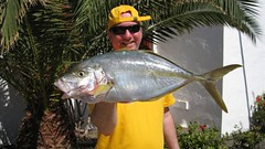 "Gavin Tyte - 4lb White Trevally • <a style=""font-size:0.8em;"" href=""http://www.flickr.com/photos/113772263@N05/11834956484/"" target=""_blank"">View on Flickr</a>"