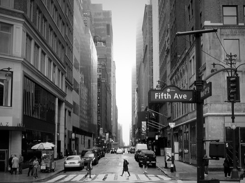 5ème Avenue, New York, USA