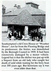 Cross House Southampton (Gillian Everett) Tags: england history echo hampshire southampton 1980 publication 1900s abovebar crosshouse apictorialpeepintothepast southernnewspapersltd