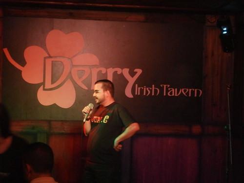 "Derrys Irish Tavern Leganés - Juanje (1) • <a style=""font-size:0.8em;"" href=""http://www.flickr.com/photos/93117114@N03/12498303904/"" target=""_blank"">View on Flickr</a>"