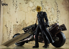 Play Arts Final Fantasy Advent Children Cloud Strife (FoiblesToyChest) Tags: cloud children advent final fantasy strife