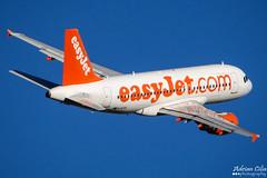 EasyJet --- Airbus A319 --- G-EZGI (Drinu C) Tags: plane aircraft sony airbus dsc easyjet mla a319 lmml hx100v gezgi adrianciliaphotography