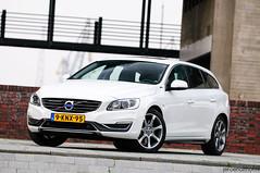 Volvo V60 Plug-in Hybrid (Jeroenolthof.nl) Tags: car electric volvo jeroen sweden battery ev plug plugin hybrid lease in kassa vara v60 olthof jeroenolthofnl 9knx95 sidecode8