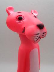 Pink Panther (The Moog Image Dump) Tags: pink vintage toy soft vinyl retro blake edwards panther clouseau inspector friz squeaker pratt squeaky hawley phink freleng