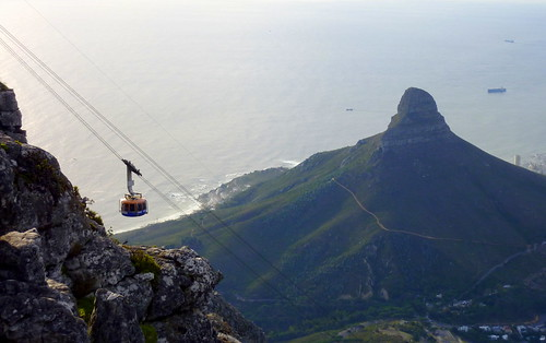 Thumbnail from Table Mountain Aerial Cableway