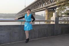 Yan Ping (Asian.Amour2) Tags: guangzhou china woman cute sexy girl beautiful smile river asian happy hongkong asia pretty dress sweet gorgeous chinese beijing cutie brunette oriental