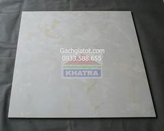 Gạch bóng kiếng toàn phần đá trắng vân mây (80x80)