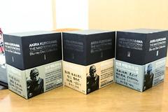 黒澤明BOXセット (Yoshinori Matsunaga) Tags: japan zeiss japanese nikon films sony godzilla movies kurosawa osaka samurai monsters bd a7 kaiju postwar gamera akirakurosawa bds blueray 58mmf14 d4s blueraydiscs 35mmf28za