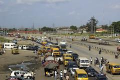 Mile 2 | Lagos (Jujufilms) Tags: africa people photography publictransportation culture photojournalism lagos nigeria socialmedia lagosstate mile2 danfo ayotunde jujufilms jujufilmstv nigerianstreetauthor ogbeniayotunde yellowdanfo
