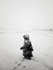 Waiting for Strokkur (Dalla*) Tags: cold evening iceland big coat jacket area geysir strokkur unnar wwwdallais