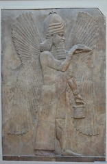 Relief from the palace of Sargon II at Khorsabad,