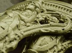 DSC_0177 (gerbil1511) Tags: uk greatbritain gold ornaments skipped runcorn rulebrittania sconses