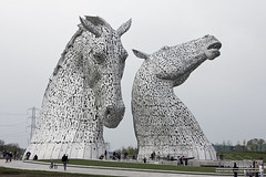 Scale (DMeadows) Tags: horses sculpture horse art andy public animal architecture scott clyde canal steel forth helix mythology sculptures myth stainless equine clydesdale grangemouth falkirk kelpie kelpies davidmeadows giveusyourbestshot dmeadows davidameadows 522014week18