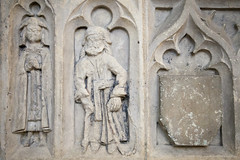 St Mary's | Brading- 8 (Paul Dykes) Tags: uk england isleofwight stmaryschurch tombs memorials iow brading 13thcentury thirteenthcentury oglander churchofstmarys