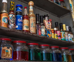 Brining the Heat (Mr. Rubackin Photography) Tags: food hot colors canon photography foods photo sauce massachusetts bbq eat telephoto spicy liquid newton foodie