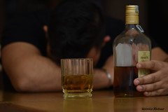 Alcool (veronicarivituso) Tags: alcool photo drunk bere