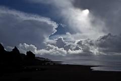 cloudscape (adrian-smith) Tags: closeupcoast shoreline sandymouth squall beach littoral cornwall coast