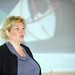 KD Adamson speaking at the IHF conference in The Lyrath Estate, Kilkenny on Tuesday.