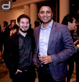 CAAMFest35 Opening Night Gala: Alex Bretow of Mammoth Pictures and PK, Founder and CEO of Oasis Enterprise