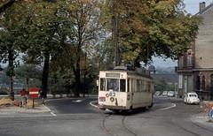 STIV 83-3 (Dia Originale) (Public Transport) Tags: trams tram tramways tramway verviers stiv belgium tamwaysverviétois provincedeliège