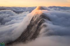 Suilven Sunrise Inversion (James G Photography) Tags: suilven sunrise inversion cloudinversion clouds wildcamping wildcamp assynt scotland