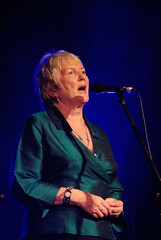 Mairi Smith – Ceilidh at the Big Fiddle – 10/11/08 (photo: Murdock Smith)