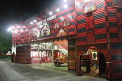 Parque de Bombas, Ponce (twiga_swala) Tags: plaza parque building monument station square puerto fire town puertorico monumento landmark rico pr firehouse ponce bomberos delicias bombas