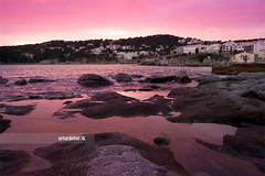 Calella de Palafrugell (arturii!) Tags: trees sunset red sea sky house seascape color reflection building beach home water beauty rock stone architecture wow landscape mar town reflex amazing nice fisherman construction colorful europe mediterranean village superb painted awesome great shoreline wave catalonia girona burn stunning vegetation colored catalunya costabrava impressive aigua gettyimages postadesol mediterrani calelladepalafrugell interetsing canonoes400d arturii arturdebattk