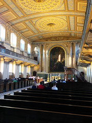 Chapel in Old Royal Naval College @ Greenwich (everydaylife.style) Tags: