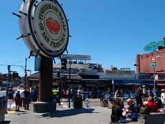 Fisherman's Wharf, San Francisco (Dlp-o-Rama) Tags: sanfrancisco usa wharf fishermanswharf westcoast