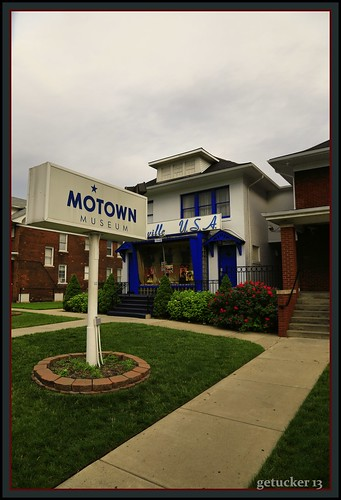 The Beginnings of Motown