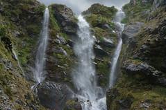 three falls (go wild - NZ outside) Tags: park new water geotagged waterfall pass falls zealand national gorge arthurs taipoiti geo:lat=4294658299709701 geo:lon=17142620086669922