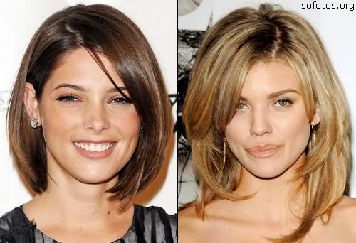 cortes de cabelo feminino modernos