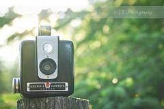 Good morning Brownie (jeannie_thiessen) Tags: camera vintage morninglight brownie