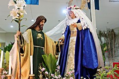 El Divino Matrimonio (@iamjayarrb) Tags: santa maria mary philippines mother saints exhibit holy virgin poon virginmary santo pinoy marian mamamary pilipinas marianexhibit