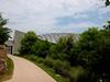 P1000725 (harvobro) Tags: trip sculpture art museum architecture landscape arkansas grounds bentonville americanart architectmoshesafdie walmartfunded