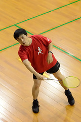 2013-08-02 18.48.15 (pang yu liu) Tags: sport yahoo y exercise contest competition final aug badminton engineer tw 08       2013