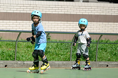 2013-08-04 09.25.37 (pang yu liu) Tags: park training exercise daily kai skate inline aug eason 08 yi   2013