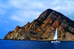 recorrer el mundo en un velero (Palumbos) Tags: mar portofino velero