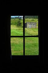 Random Passage - window (No Name D) Tags: window set random passage bonavista