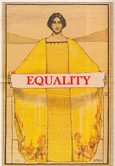art women holidays posters equality womenssuffrage womensequalityday berthamargaretboye