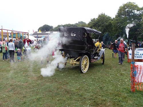 Isle of Wight Steam Show