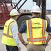 Brian Taylor Views Container Stacker at Portus