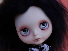 Blythe doll custom, para Fê Csan