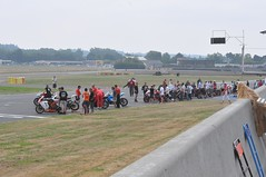 Gooooo !!! (plane-spotter31) Tags: white black france cute men beautiful race relax concentration amazing team europe power awesome go gaz pit ktm ring motorbike lane headphones ready win circuit pilot gp superbike paddock nogaro powerhorse amazo rc8r