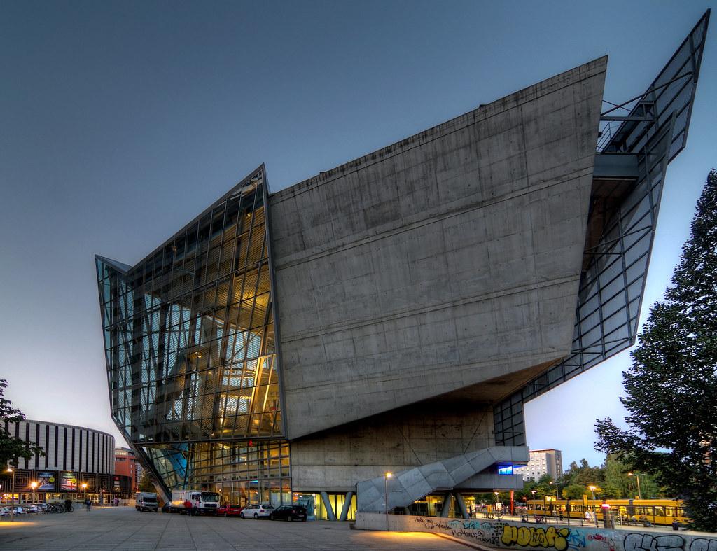 The world 39 s best photos by esuarknitram flickr hive mind - Dekonstruktivismus architektur ...