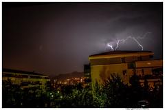 Ciel 13 (Fabien TEBOUL) Tags: lighting light sky nikon flash pluie ciel eclair orage lightstorm d5200