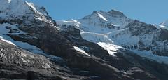 The Eiger (werner boehm *) Tags: schnee mountains landscape schweiz swiss berge gletscher eis landschaft eiger wernerboehm