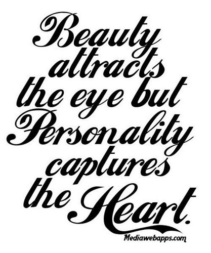 Beauty | Personality |Quotes Facebook: http://on.fb.me ...