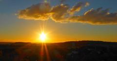 sunset today - upload just in time (eagle1effi) Tags: sunset sun sonnenuntergang panasonic sonne zs30 reisezoom travelzoom tz40 dmctz41 travellerzoom travelerzoom tz41 panasoniclumixdmctz41